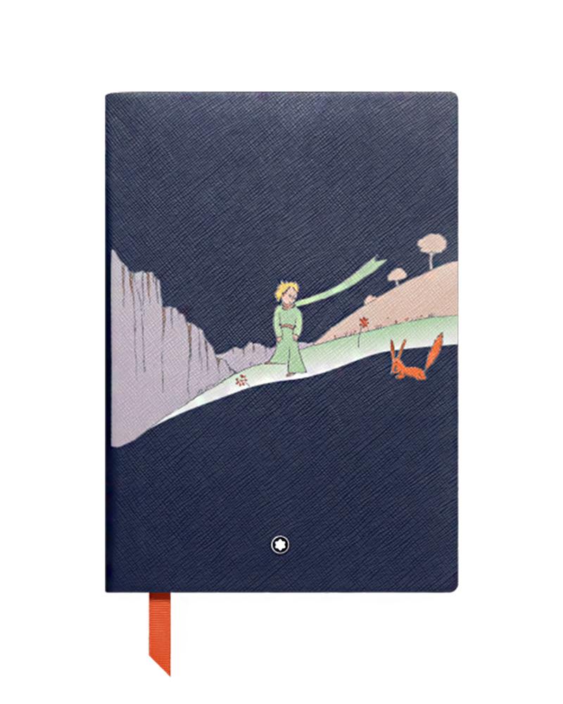 Montblanc Σημειωματάριο Le Petit Prince Edition 117869   brands montblanc δερμάτινα είδη   αξεσουάρ