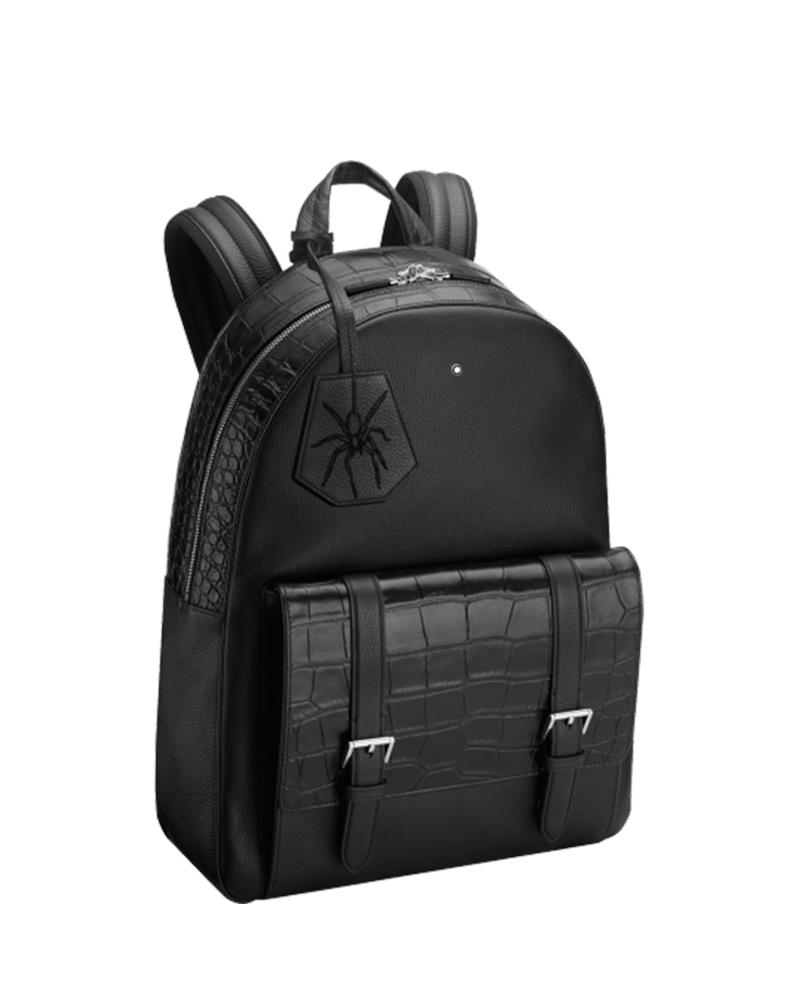 Mont Blanc 118750 Τσάντα Backpack   brands montblanc δερμάτινα είδη   αξεσουάρ
