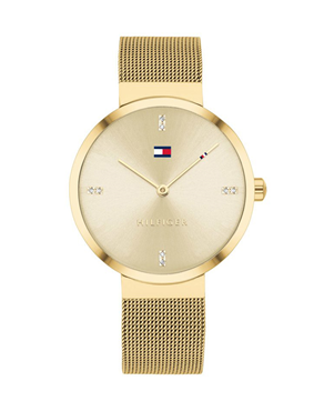Ρολόι TOMMY HILFIGER Liberty Gold 1782217