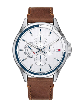 Ρολόι Tommy Hilfiger Horloge Brown 1791614