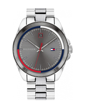 Ρολόι TOMMY HILFIGER Riley Grey/Silver 1791684