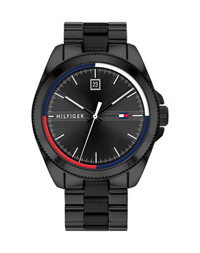 Ρολόι TOMMY HILFIGER Riley Black 1791688
