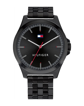Ρολόι TOMMY HILFIGER Barclay Black 1791714