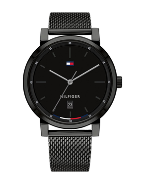 Ρολόι TOMMY HILFIGER Montre Thompson Black 1791734