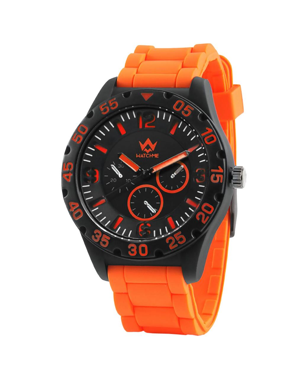 Ρολόι WATCHME Freedom ORANGE 01-0009   προσφορεσ ρολόγια ρολόγια έως 100ε