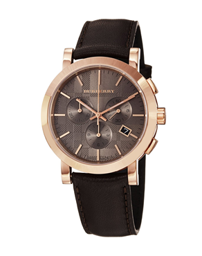 Ρολόι BURBERRY Chronograph BU1863