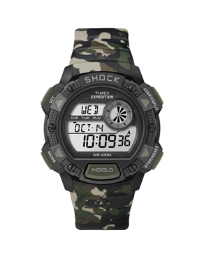 Ρολόι TIMEX Expedition Shock T49976