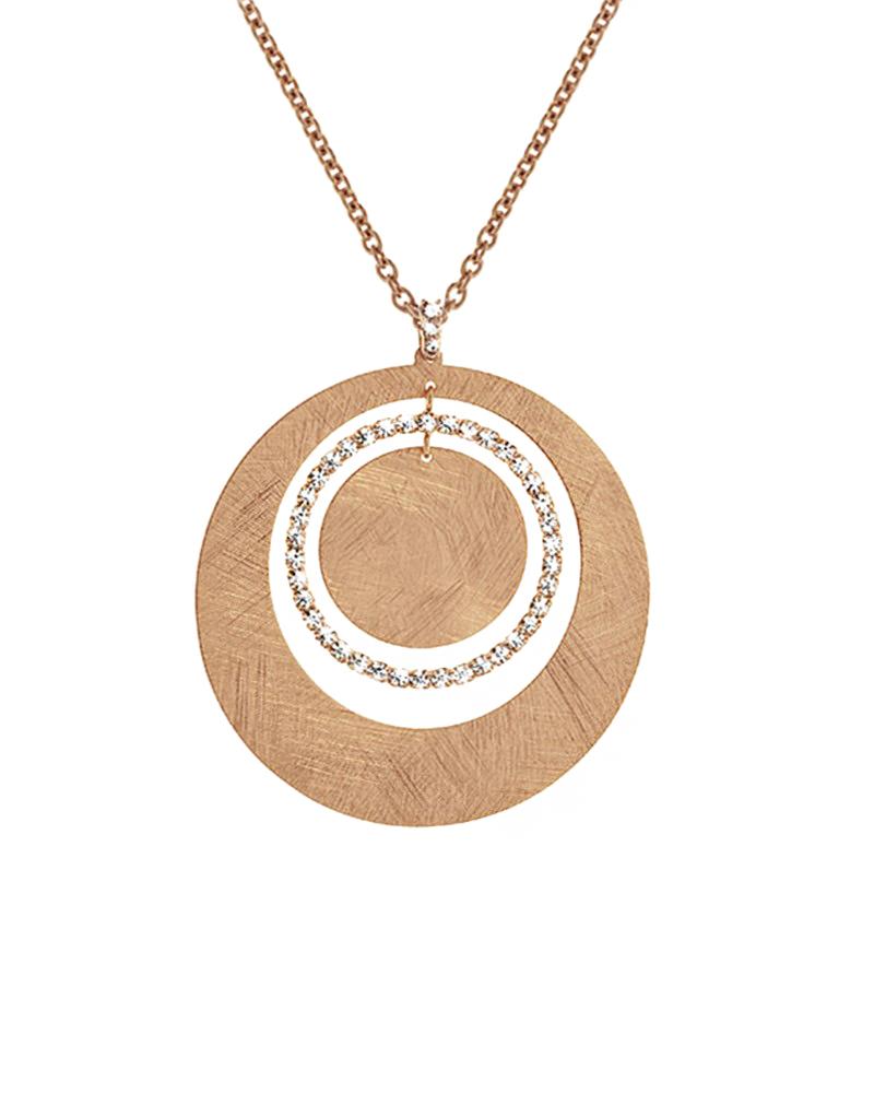 Κολιέ Stroili New Moon 1603637   κοσμηματα κρεμαστά κολιέ κρεμαστά κολιέ fashion