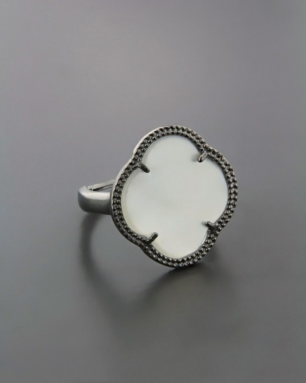 Δαχτυλίδι fashion με Ορυκτή πέτρα   γυναικα δαχτυλίδια δαχτυλίδια fashion
