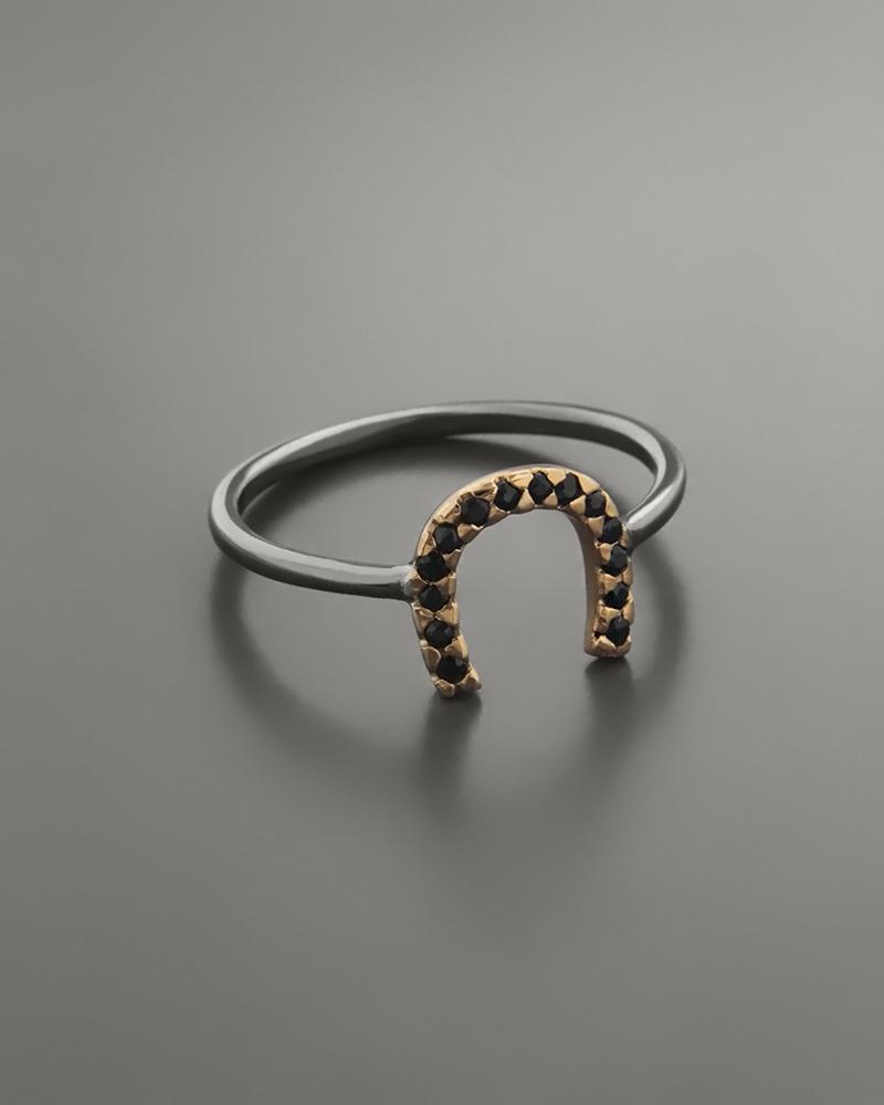 Δαχτυλίδι πέταλο ροζ χρυσό με Ζαφείρια   γυναικα δαχτυλίδια δαχτυλίδια ροζ χρυσό