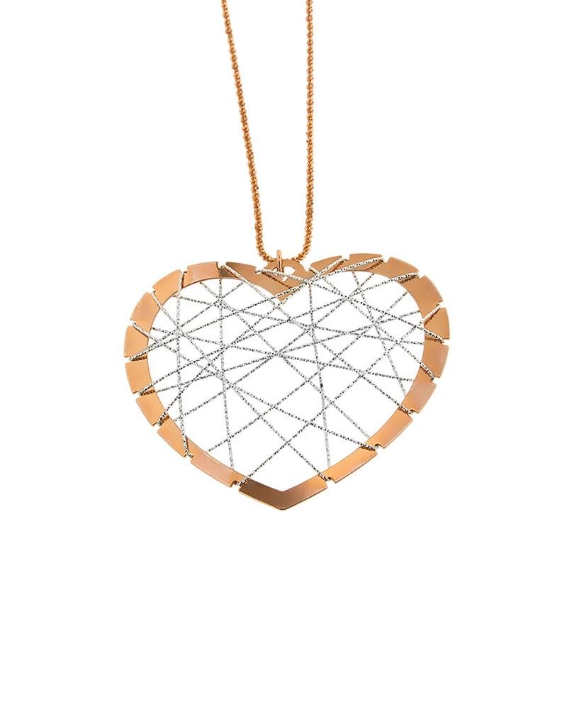 Κολιέ Stroili Evanescence 1603651   κοσμηματα κοσμήματα με καρδιές