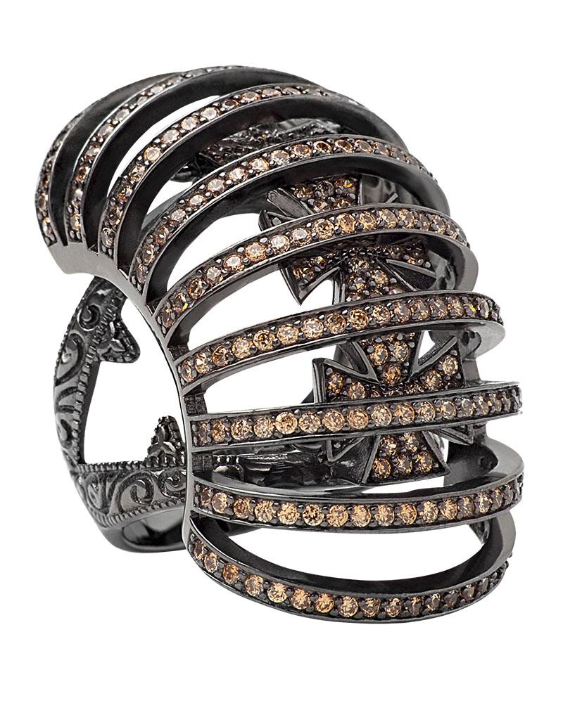 Δαχτυλίδι fashion ασημένιο με Ζιργκόν AD03528   γυναικα δαχτυλίδια δαχτυλίδια ασημένια