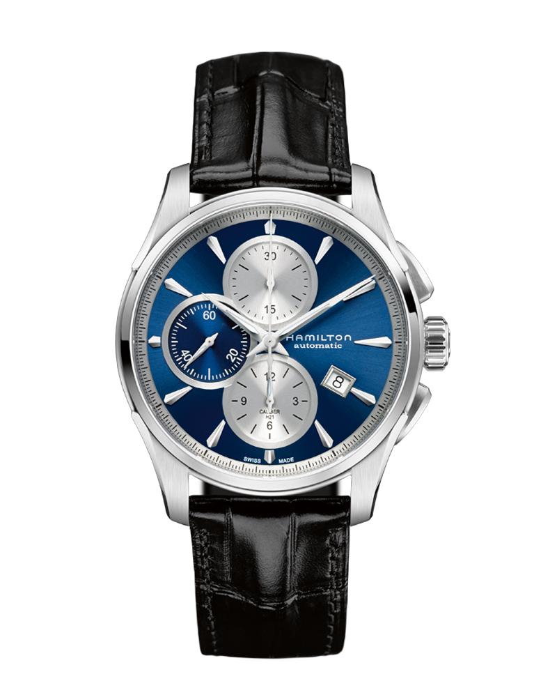 Ρολόι Hamilton JASSMASTER H32596741   brands hamilton