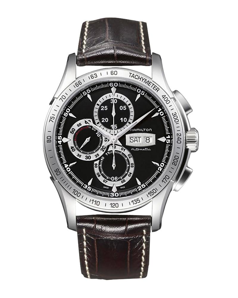 Ρολόι Hamilton JASSMASTER Lord Chronograph H32816531   brands hamilton