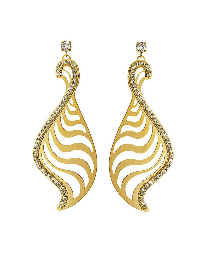 Σκουλαρίκια Stroili Kalahari 1602940   κοσμηματα σκουλαρίκια σκουλαρίκια fashion
