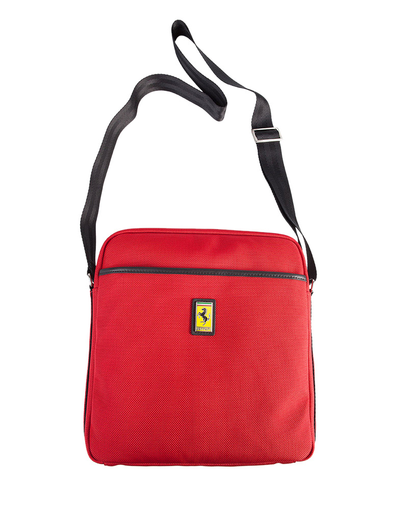 Ferrari Τσάντα ώμου OUT13852   δωρα είδη ταξιδιού   σακίδια