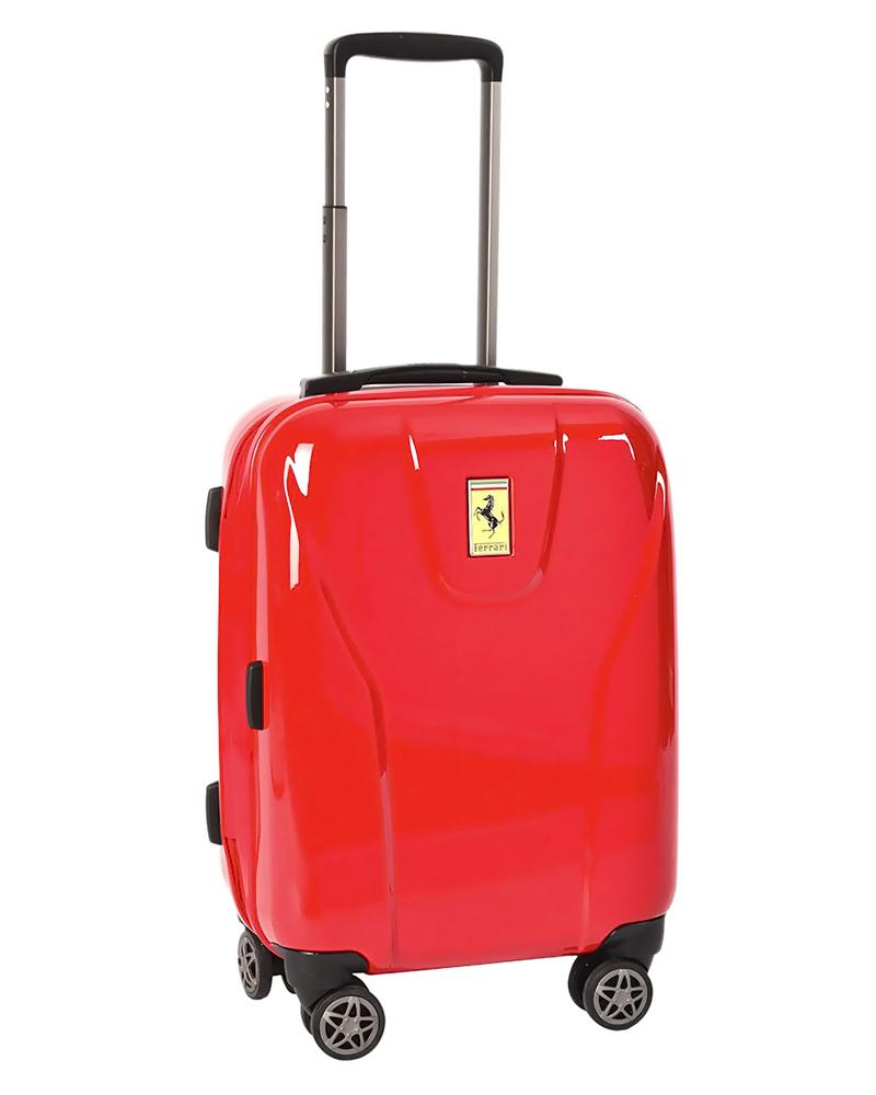 Ferrari High tech Βαλίτσα Τρόλεϋ 1FE12465   δωρα είδη ταξιδιού   σακίδια