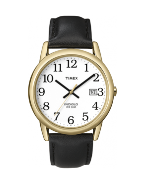 Ρολόι Timex Gold Case Black Ladies T2H291