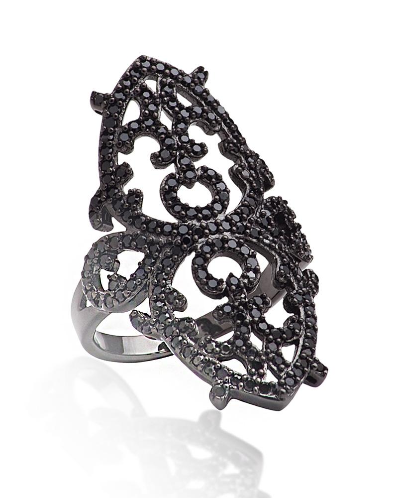 Fashion Δαχτυλίδι απο ασήμι με Ζιργκόν AD3202143   γυναικα δαχτυλίδια δαχτυλίδια ασημένια