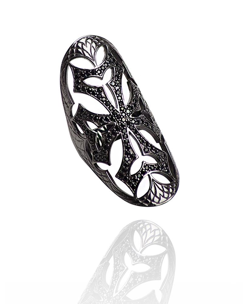Fashion Δαχτυλίδι Σταυρός απο ασήμι AD3202199   γυναικα δαχτυλίδια δαχτυλίδια ασημένια