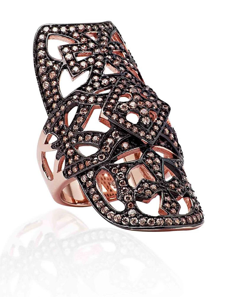 Fashion Δαχτυλίδι με Ζιργκόν απο ασήμι AD3202204   γυναικα δαχτυλίδια δαχτυλίδια ασημένια