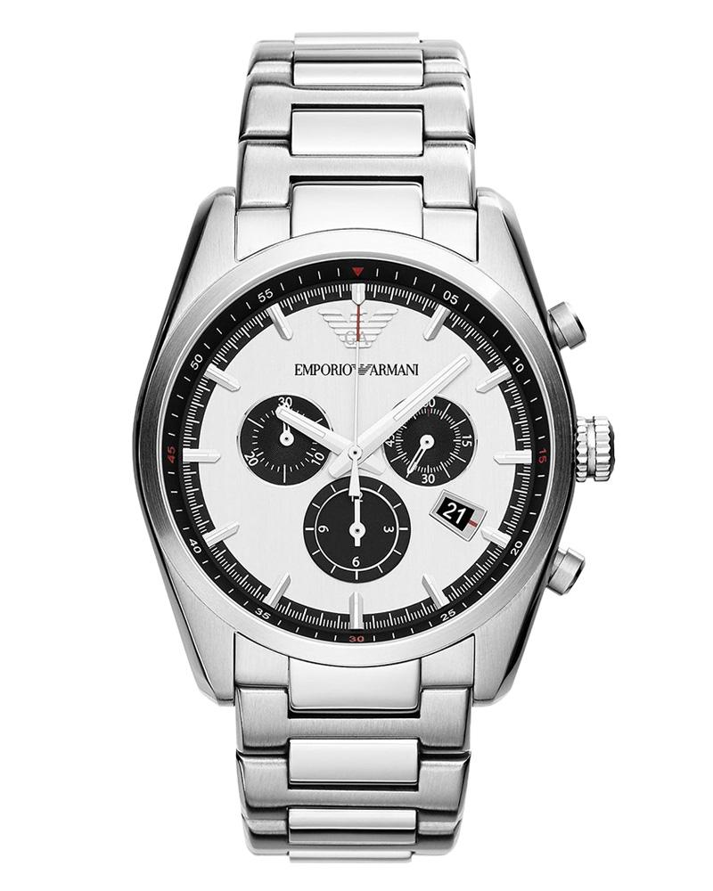 Ρολόι Emporio Armani Chronograph AR6007   brands emporio armani