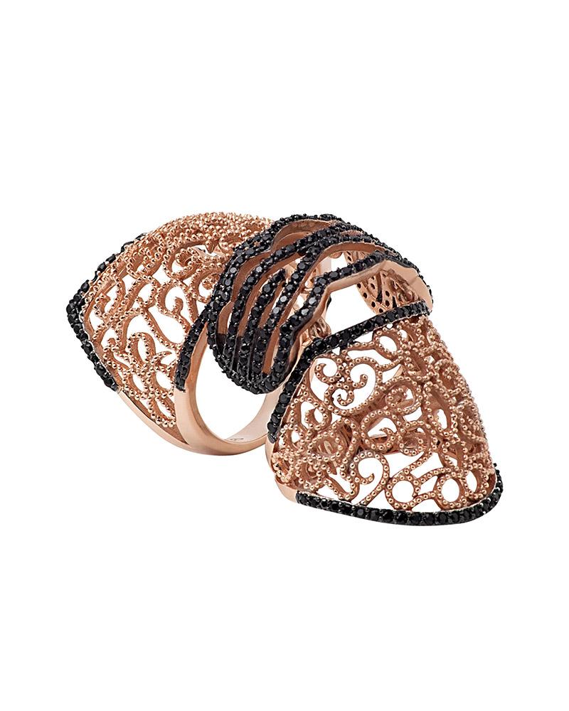 Fashion full finger Δαχτυλίδι   γυναικα δαχτυλίδια δαχτυλίδια ασημένια