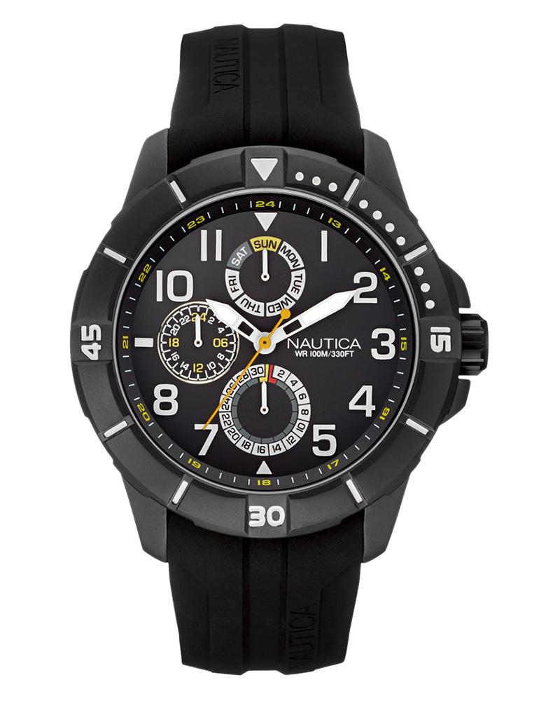 Ρολόι Nautica NSR 300 Multifunction NAI13504G   προσφορεσ ρολόγια ρολόγια από 100 έως 300ε