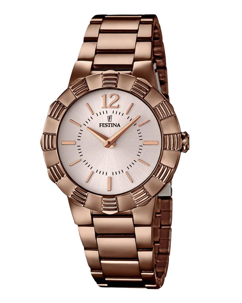Ρολόι Festina Ladies Elegance F16800-1   ρολογια festina