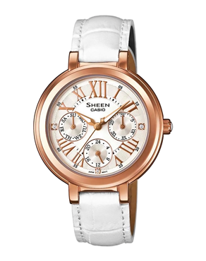 Ρολόι Casio Collection Ladies SHE-3034GL-7AUER