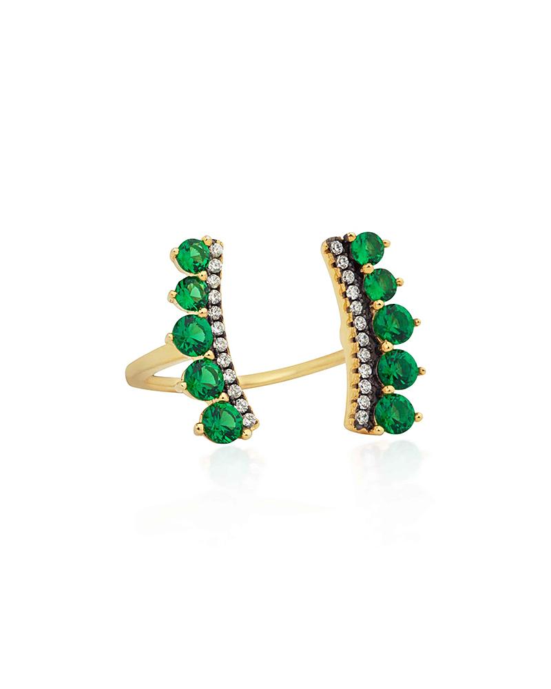 Fashion Δαχτυλίδι με Μαργαριτάρια & Ζιργκόν AD03541   γυναικα δαχτυλίδια δαχτυλίδια ασημένια
