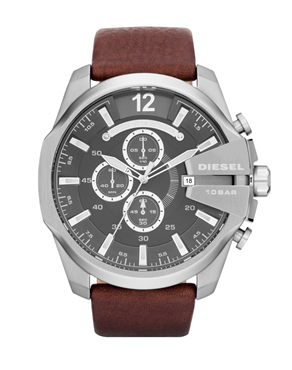 Ρολόι DIESEL Analogue Brown DZ4290