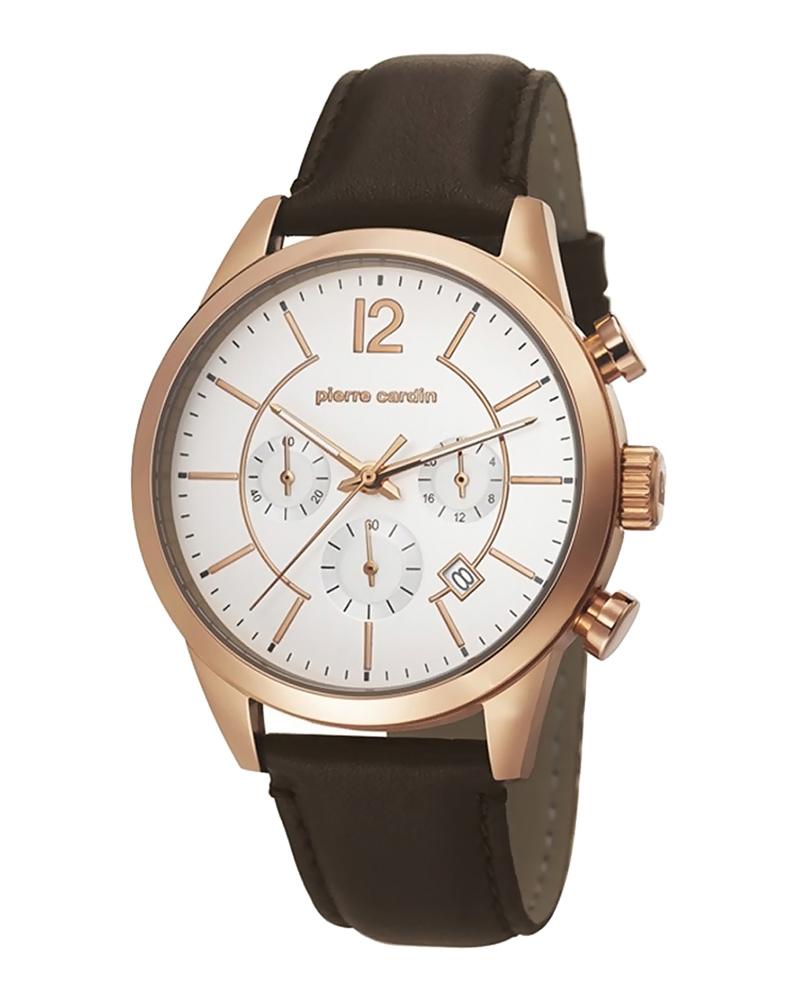 Ρολόι Pierre Cardin Troca Chronograph PC106591F06   ρολογια pierre cardin