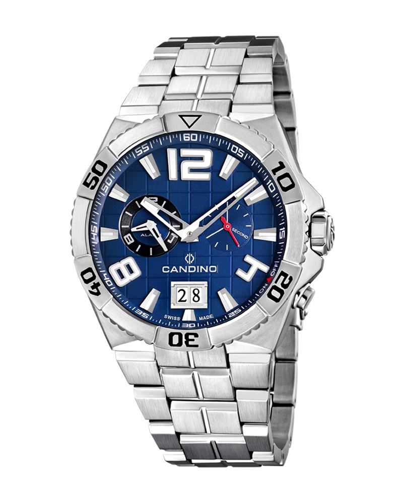 Ρολόι Candino Swiss Chronograph C4450-3   brands candino