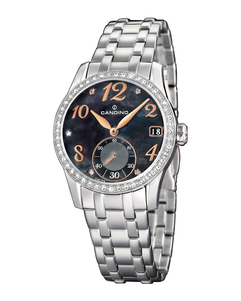 Ρολόι Candino Ladies Crystal C4421-2   προσφορεσ ρολόγια ρολόγια από 100 έως 300ε
