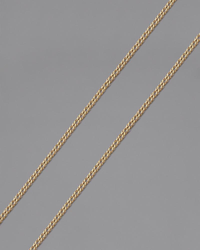 Αλυσίδα λαιμού χρυσή Κ14 50cm   παιδι αλυσίδες λαιμού αλυσίδες χρυσές