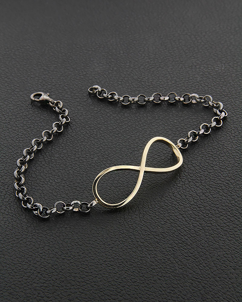 Βραχιόλι Fashion χρυσό Κ9   γυναικα βραχιόλια βραχιόλια χρυσά