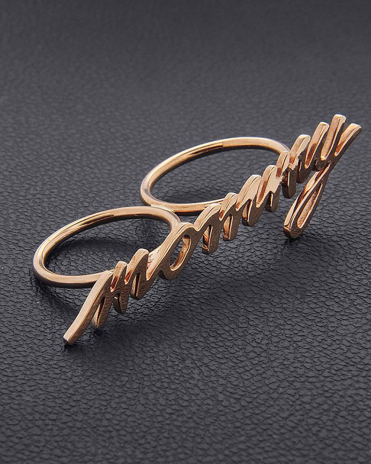 Δαχτυλίδι ροζ χρυσό Κ9   κοσμηματα δαχτυλίδια δαχτυλίδια fashion