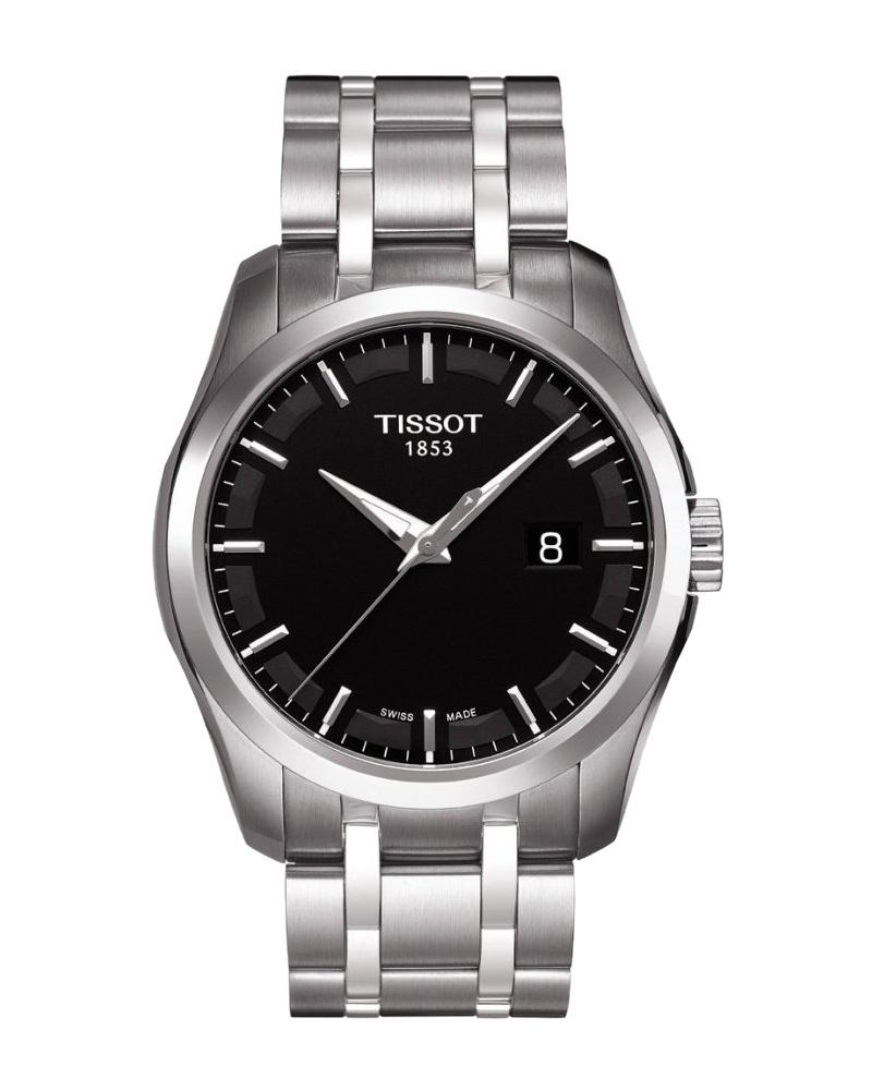 Ρολόι TISSOT T-Classic Couturier T0354101105100   ρολογια tissot
