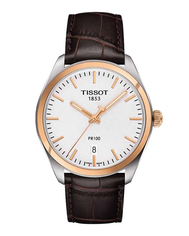 Ρολόι TISSOT T-Classic PR 100 T1014102603100   brands tissot t classic