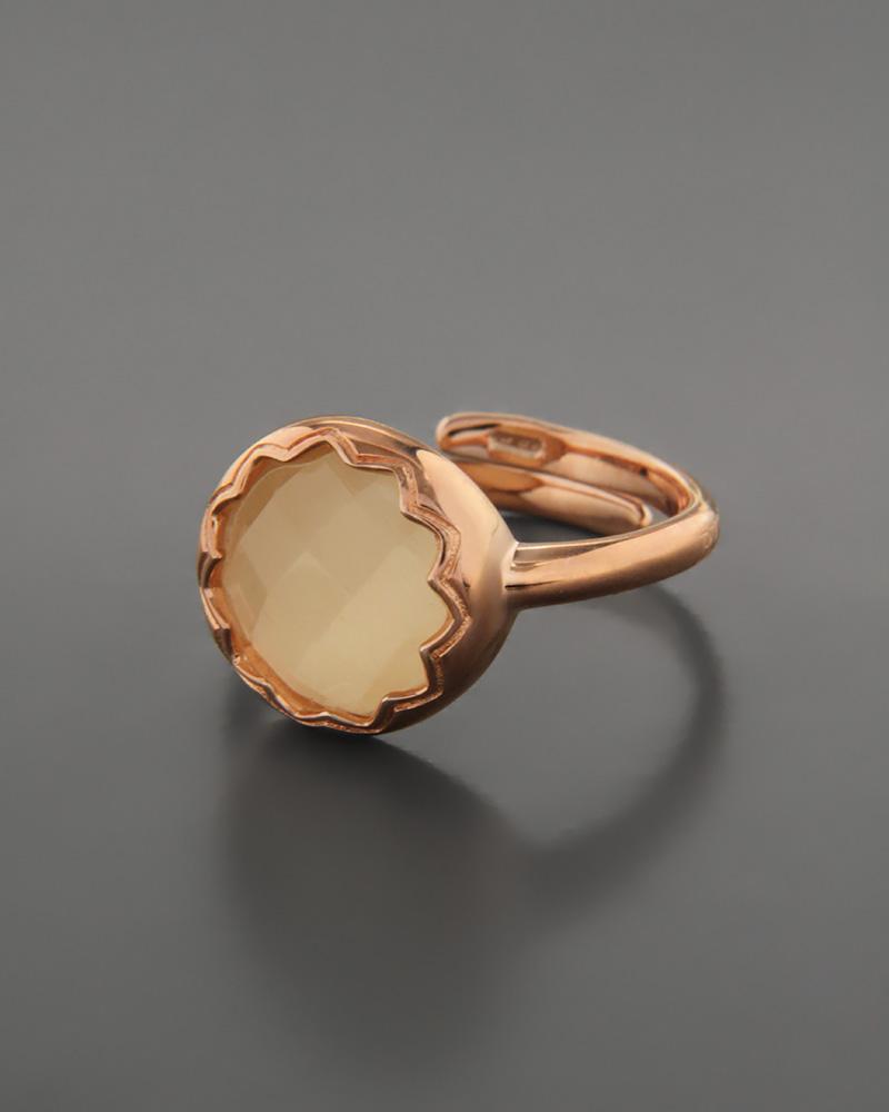 Δαχτυλίδι ασημένιο 925 με Μάτι της Γάτας   κοσμηματα δαχτυλίδια δαχτυλίδια fashion