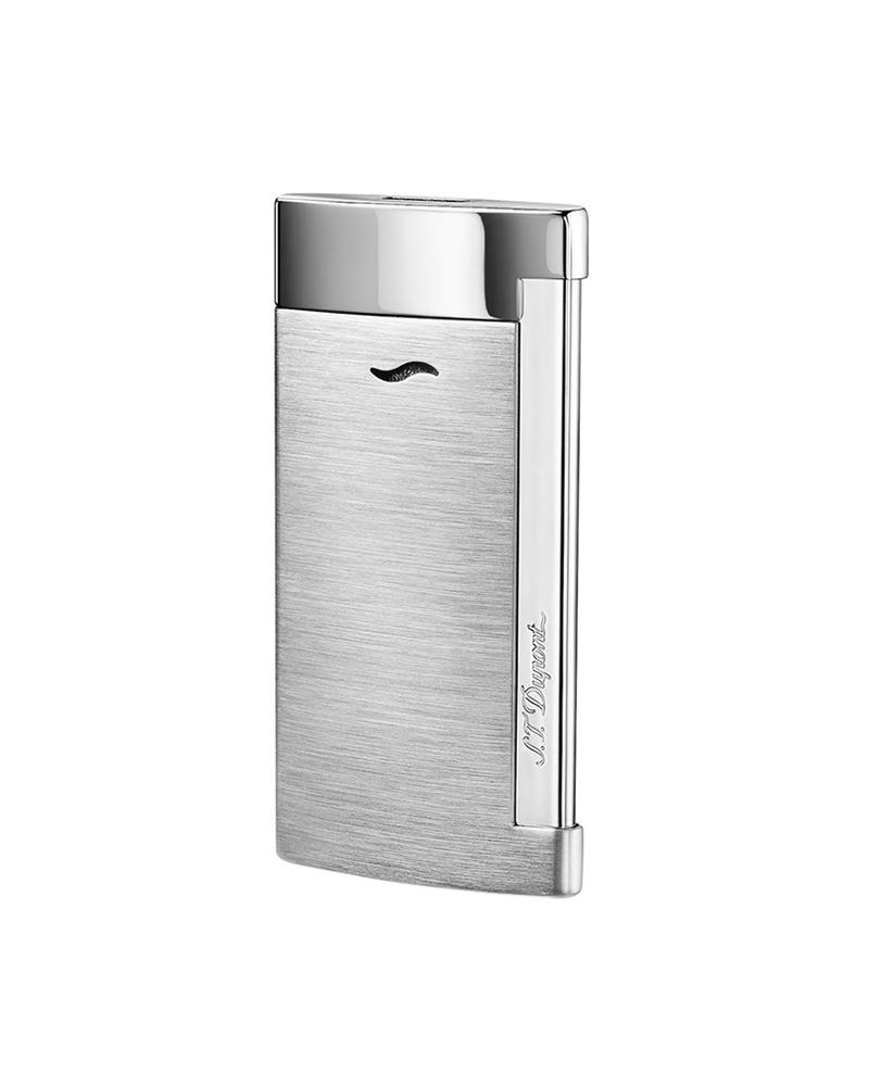 S.T. Dupont Αναπτήρας Slim 7 Grey D027701   γυναικα ειδη καπνιστου