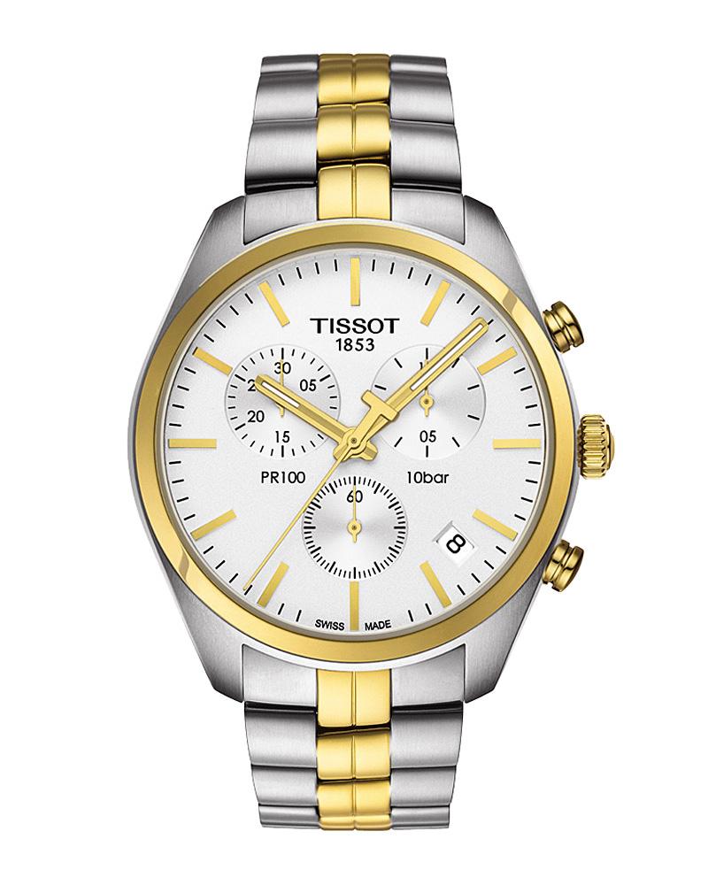 Ρολόι TISSOT T-Classic PR 100 T1014172203100   brands tissot t classic