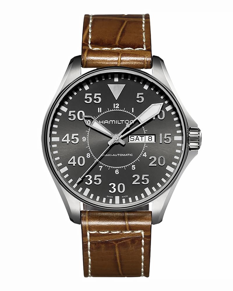 Ρολόι Hamilton Khaki Pilot H64715885   brands hamilton