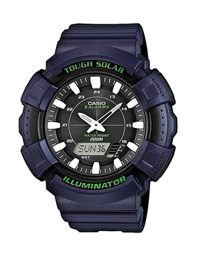 Ρολόι CASIO Collection Solar AD-S800WH-2AVEF