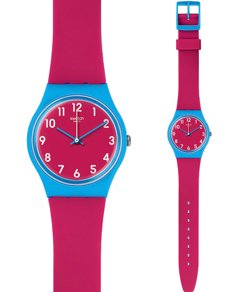 Ρολόι SWATCH Lampone Ladies GS145   brands swatch