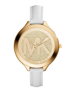 Ρολόι Michael Kors Gold White MK2389