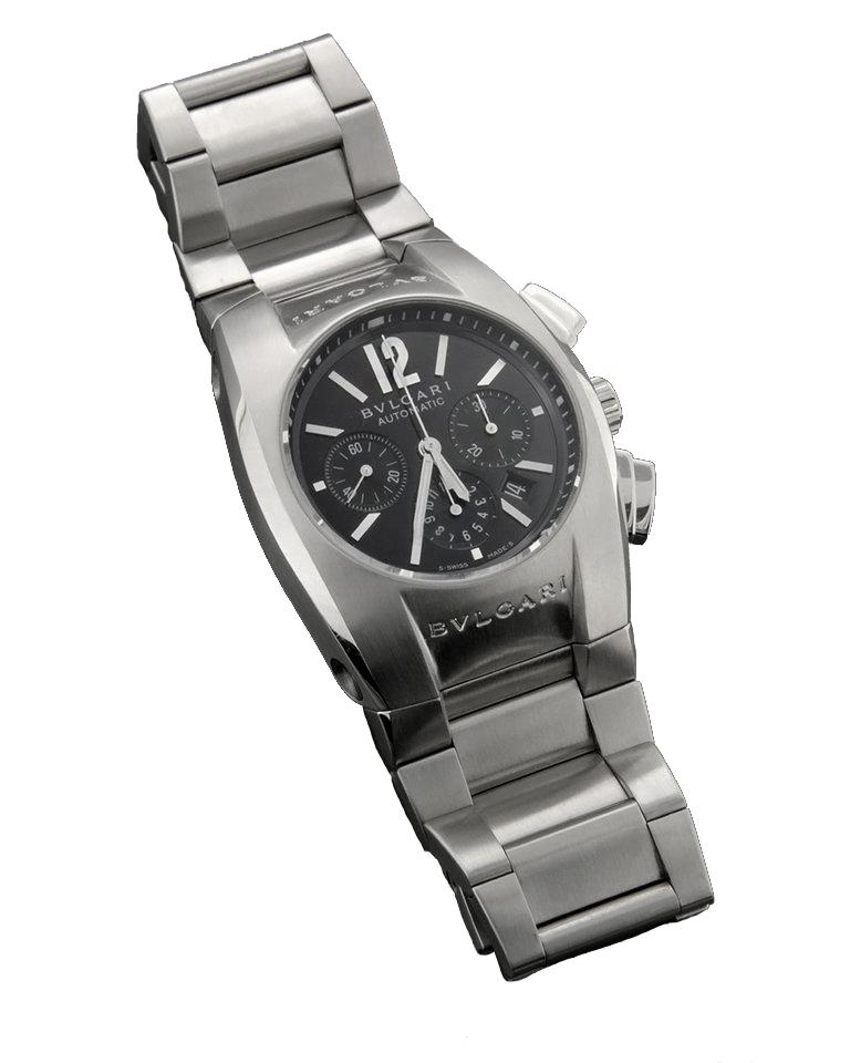 Ρολόι Bulgari Ergon Chronograph EG35BSSDCH   ρολογια bulgari