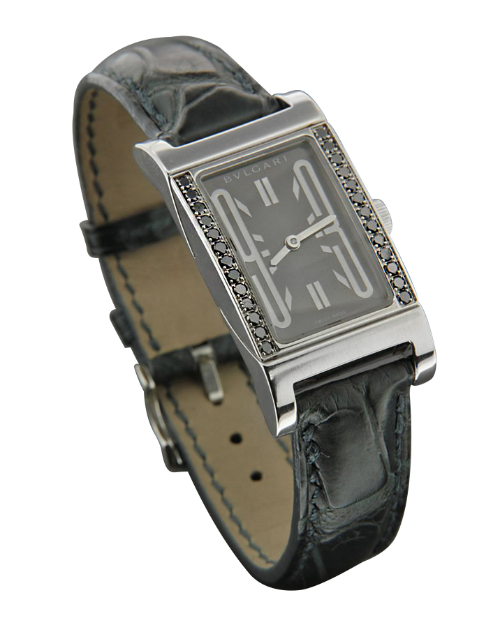 Ρολόι Bulgari Black Dial RT39C5SBD1L   ρολογια bulgari