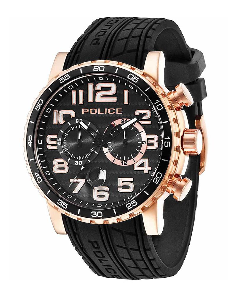 Ρολόι Police Powerslide Mens 14443JSR-02P   brands police